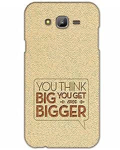 MobileGabbar Samsung Galaxy J5 Back Cover Plastic Hard Case