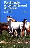 echange, troc Gossin - Psychologie et Comportement du cheval