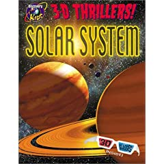3-D Thrillers! Solar System (Discovery Kids) (9780525464693)