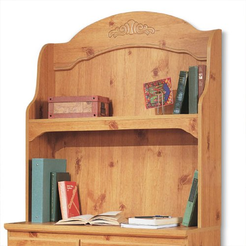 New Vision by Lane Mountain Hutch for Desk PineB00006H39M : image