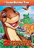 Land Before Time: 2 Dino Mite Movies (Double Feature)