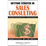 Getting Started in Sales Consulting ~ Herman Holtz