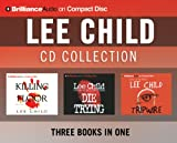 Lee Child Lee Child CD Collection: Killing Floor, Die Trying, Tripwire (Jack Reacher)