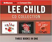 Amazon Com Lee Child Cd Collection Killing Floor Die