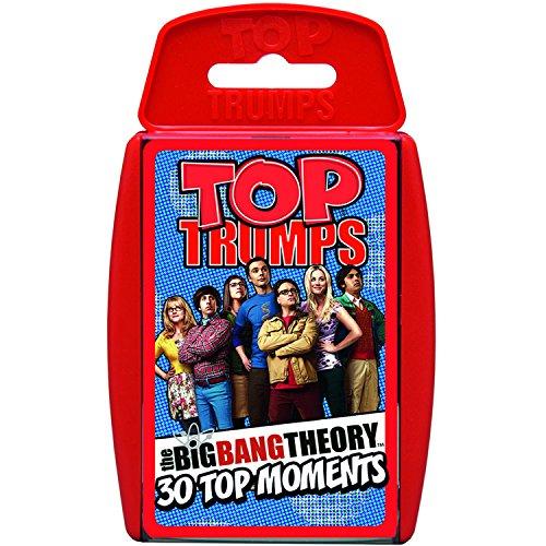 Big Bang Theory Card Game