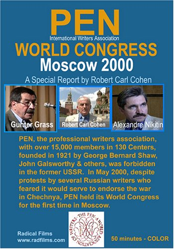 PEN WORLD CONGRESS - Moscow 2,000