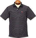 マンシング 半袖ポロシャツ(吸汗速乾クーリング ) メンズ SG1703 ネイビー LL