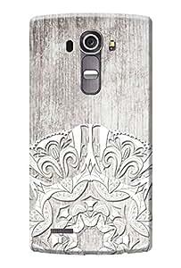 LG G4 Back Cover Kanvas Cases Premium Quality Designer 3D Printed Lightweight Slim Matte Finish Hard Case for LG G4