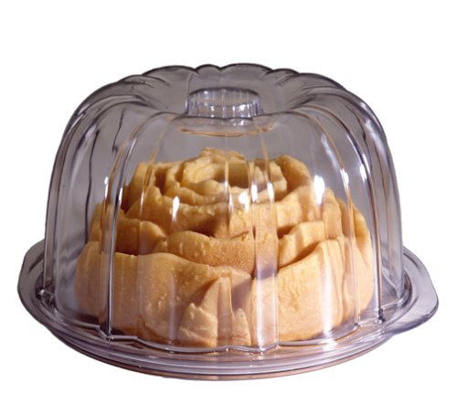 Nordic Ware Bundt Cake Keeper, Clear (Nordic Ware Cake Keeper compare prices)
