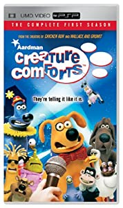 Creature Comforts: Season 1 [UMD for PSP]