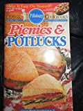 img - for Picnics & Potlucks (Classic Pillsbury Cookbooks #136) book / textbook / text book