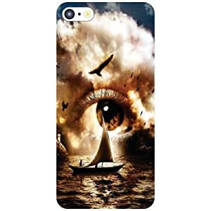 Apple iPhone 5C Back Cover - Staring Designer Cases