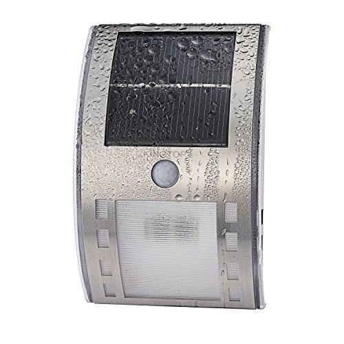 KingTop-Gartenlampe-Hoflampe-Wandlampe-3LED-60lumen-Solarleuchte-Solarlampe-Auenlampe-Auenleuchte-aus-wasserdicht-EdelstahlIP44-PIR-Motion-Sensor-ZH-BD13
