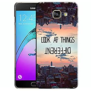 Theskinmantra Look at things different Samsung Galaxy A7 (2016 Edition) Mobile back cover