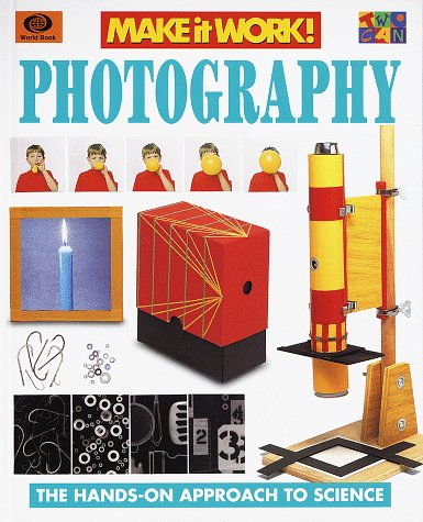Photography (Make It Work!), Andrew Haslam, Kathryn Senior