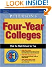 Four Year Colleges 2007, Guide to (Peterson's Four-Year Colleges)