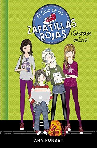 Portada del libro ¡Secretos Online! de Ana Punset