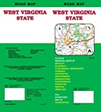 West Virginia State Road Map