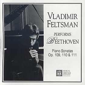Piano Sonata In A-flat, Opus 110, Moderato Cantabile Molto Expressivo