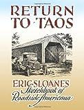 Return to Taos: Eric Sloane's Sketchbook of Roadside Americana