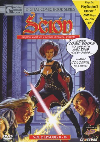 Cover art for  Scion - Volume 2 (CrossGen Digital Comic)