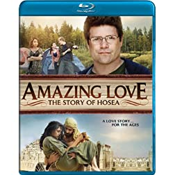 Amazing Love: The Story of Hosea Blu Ray [Blu-ray]
