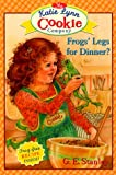 img - for Frogs' Legs For Dinner? (Stepping Stone, paper) book / textbook / text book