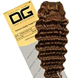 Dream Girl 16 inch Colour 33 French Deep Curl Hair Extensions