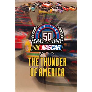 NASCAR: The Thunder of America, 1948-1998
