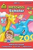 Preschool Scholar: Deluxe Scholar Series Workbooks