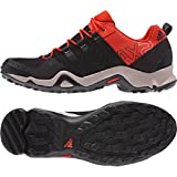 adidas Outdoor AX 2 Hiking Shoe - Mens Dark Brown/Black/Dark Orange - 10.5