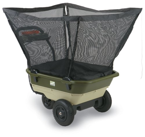Garden Carts Neuton Garden Cart Heavy Duty Nylon Mesh