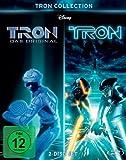 Image de Tron Classic & Tron Legacy [Blu-ray]