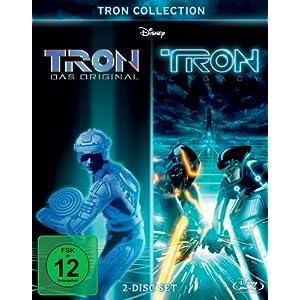 Tron Classic & Tron Legacy [Blu-ray]