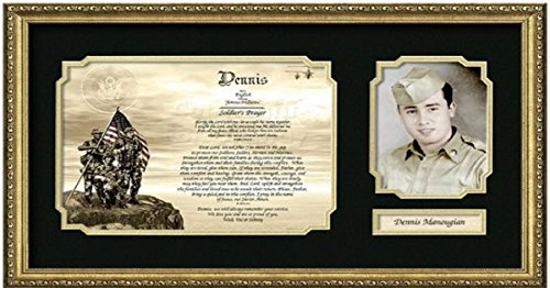 Your Military Hero Keepsakes With Personalization. The Perfect Gift For All Occasions and Christmas Too!