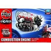 ノンスケール可動プラモデル ピストンエンジン <リアルワーキング> A42509