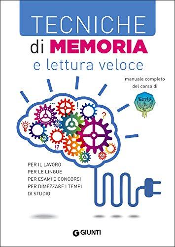Tecniche di memoria e lettura veloce PDF
