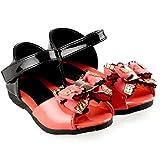 CATBIRD Girls Red Sandals 103 (15)