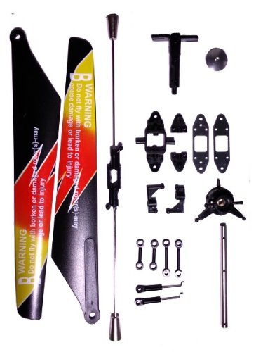 WL Toys V913 Upper Replacement Parts Set (V913 Replacement Parts compare prices)