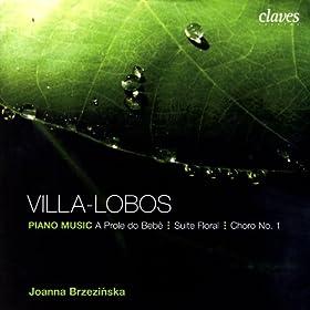 Villa Lobos: Piano Music