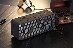 BLUETOOTH SPEAKER MAX Pi CSR 4.0 DOUBLE POWER AMPLIFIERS (2*5W) ideal for HOUSE PARTIES.