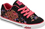 DC - Girls Chelsea Graffik Er Lowtop Shoe