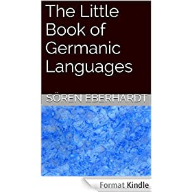 The Little Book of Germanic Languages (English Edition)