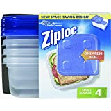 Ziploc Container Short Square