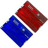 Victorinox Swiss Army SwissCard Classic - Translucent Sapphire