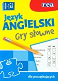 English Language Word Games for Beginners for Polish Speakers: Level A2 (Polish and English Edition)