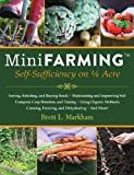img - for Mini Farming: Self-Sufficiency on 1/4 Acre book / textbook / text book