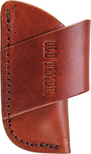 Old Timerold Timer LS5CP Horizontal Carry Leather Belt Sheath