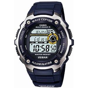 [カシオ]CASIO 腕時計 WAVE CEPTOR ウェーブセプター SPORTS GEAR 電波時計 MLTIBAND5 WV-M200-2AJF メンズ