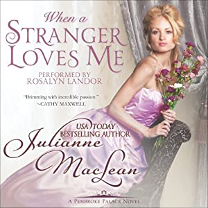 When a Stranger Loves Me Audiobook